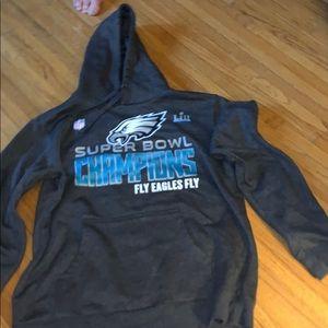 Super Bowl hoodie